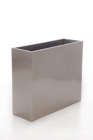 pflanztrog elemento edelstahl sichtschutz trennelement. Black Bedroom Furniture Sets. Home Design Ideas