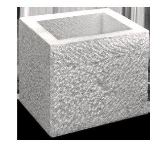 granit quadratk bel grau. Black Bedroom Furniture Sets. Home Design Ideas
