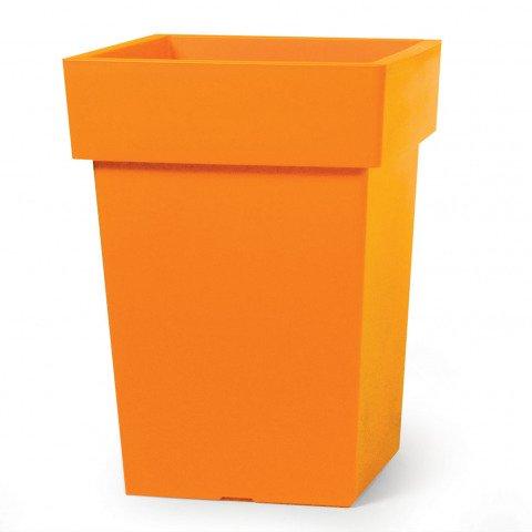 pflanzgef kunststoff orange. Black Bedroom Furniture Sets. Home Design Ideas