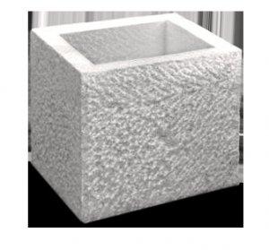 blumentopf stein pflanzgef e naturstein. Black Bedroom Furniture Sets. Home Design Ideas