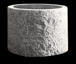 pflanzk bel aus stein stein pflanztr ge. Black Bedroom Furniture Sets. Home Design Ideas